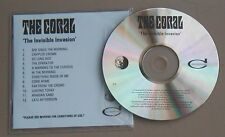 THE CORAL – THE INVISIBLE INVASION – ACETATE CD ALBUM