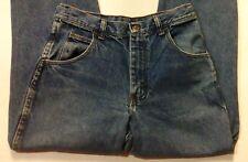Wrangler Legendary Gold sz 16 R Boys Blue Jeans Denim Pants adj waist