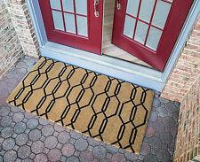 """DOOR MATS - HYDE PARK COIR DOORMAT - 36"""" X 72"""" - DOOR MAT - WELCOME MAT"""