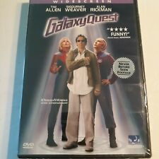 Galaxy Quest (Dvd, 2000, Widescreen, Comedy) New & Sealed