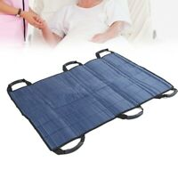 Multipurpose Positioning Bed Sheet 6 handles for the Elderly Patient Turning Use