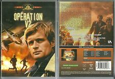 RARE / DVD - OPERATION V2 avec DAVID McCALLUM / COMME NEUF - LIKE NEW