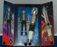 Doctor Who Eleventh Doctor Action Figure & Electronic Sonic Screwdriver NEW MIB