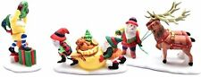 Department 56 Santa's Little Helpers #56103