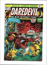 "Daredevil #110 [1974 Vg+] ""Birthright!"""