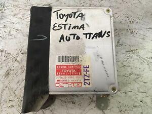 1992 JDM TOYOTA ESTIMA ENGINE COMPUTER 2TZ-FE 89661-28162 ECU OEM USED 91-00