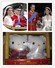 China McDonald's 2012 Valentine's Day Hello Kitty dolls plush wedding