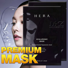 HERA Hyaluronic Mask 26ml x 2 Sheets Moisture Firmness Premium Amore Pacific New