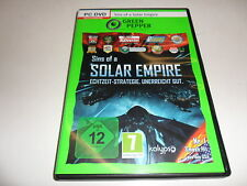 Pc coda of a solar empire Game of the year EDTION (Green pepper) usk-classification