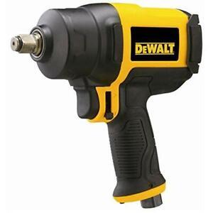 """DeWALT DWMT70773L 1/2""""  Air Dr Impact Wrench 650 Lbs"""