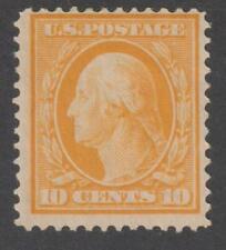 USA 1910-14 Washington 10c MH VF - Scott 381  /  N4165