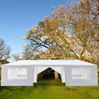 8 Walls 10' x 30' Canopy Party Wedding Tent Gazebo Pavilion Cater Events Garden
