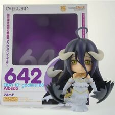 Anime Overlord Albedo Nendoroid 642 Action Figure Figurine New In Box