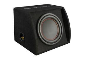 Spectron SP-RS25 Small Bass Reflex Subwoofer Bass Box Housing Woofer 400 Watt