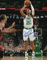 Ray Allen Autographed Signed 8x10 Photo ( HOF Celtics ) REPRINT