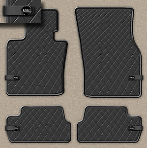 Brand New Genuine MINI F60 Countryman Front and Rear Rubber Mats 51472447607 608