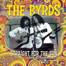 The Byrds - Straight For The Sun [CD]