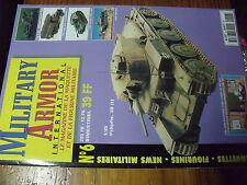 µ?. Revue Military Armor n°6 AMD PanhardStorer Emil Karl Morser Gerat 040