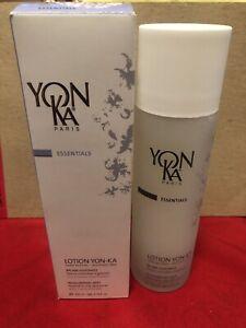 Yonka Lotion Invigorating Mist Normal Skin Full Size 6.76oz New Box, Exp. 2/21
