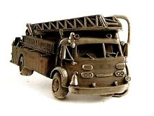 1978 Bergamont Fire Truck Belt Buckle 12022013