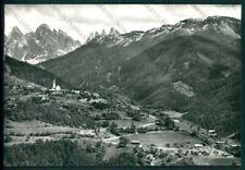 Bolzano Funes Tiso Foto FG cartolina KV8419