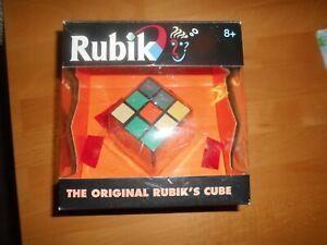 Alter Zauberwürfel RUBIK`s Cube Parker in alter Originalbox für Sammler