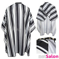 Cape Salon Hairdressing Gown Hair Cutting Barber Apron Cloth Cut Hairdresser New