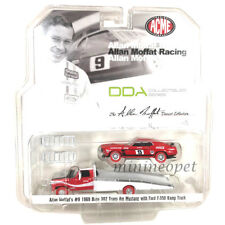 ACME GREENLIGHT 51139 FORD RAMP TRUCK w MUSTANG #9 1/64 ALLAN MOFFAT Chase