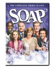 SOAP - COMPLETE SEASON 3   - DVD - UK Compatible - New & sealed