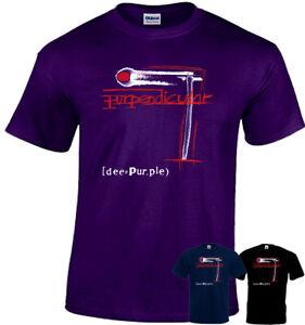 Deep Purple Purpendicular t-shirt hard rock band all sizes S-5XL