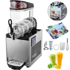 Slush Frozen Drink Machine Slush Maker Drink Juice Single Bowl Beverage Mixer