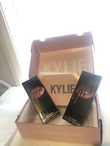 Kylie Jenner Cosmetics Lipkit Lipstick 2 x NEW in Box Genuine Purchase