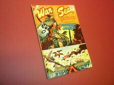 WAR AT SEA #39 Charlton Comics 1960