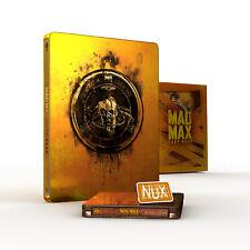 Titans Of Cult: Mad Max Fury Road (4K Ultra HD + Blu-ray Steelbook) Tom Hardy