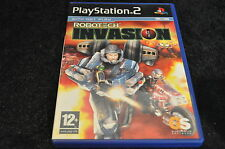 Playstation 2 Robotech: Invasion