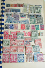 South America Revenue Stamp Hoard 600+ Early Unsearched