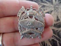 Royal Australian Armoured Corps Hat Badge (V1)