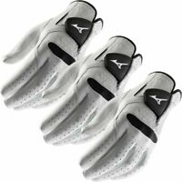 5x pack  Mizuno 2019 Leather Elite Mens Golf Gloves Left Hand & Right Hand Golf