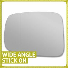 Left passenger side for Mazda Bongo Friendee 95-05 wing mirror glass Wide Angle