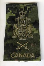 Obsolete Canadian Army Formation Chief Warrant Officer CADPAT Slip On Type 2 - M