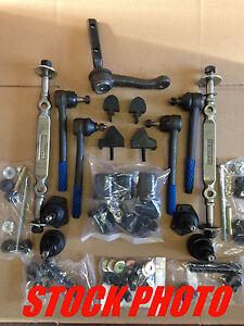 Oldsmobile Omega 73-79 Super Front End Suspension Kit Performance Rubber