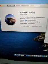 "Apple MacBook Pro 13,3"" (16GB RAM, 128GB SSD, Intel Core i5 1.4GHz)"