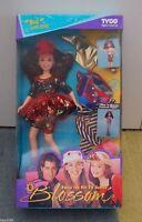 1993 TYCO BLOSSOM TV series Doll SIX LEMUERE NIB NRFB