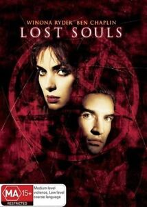 Lost Souls - Winona Rider - New & Sealed Region 4 DVD - FREE POST.