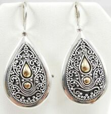 Unbranded Hook Precious Metal Earrings without Stones