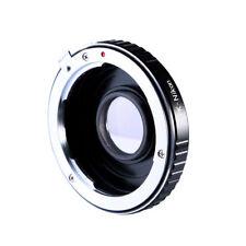 Pentax PK Lens to Nikon F Mount Adapter D750 D5300 D7100 camera focus infinity