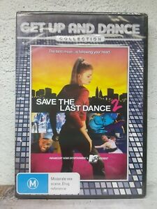 Save The Last Dance DVD - Get Up And Dance Collection - Region 4 NEW