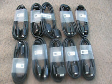 Dell VGA Cable/Cables 5KL2H06509 Male to Male Computer to Monitor,TV Lot of 10
