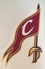 "Cleveland Cavaliers Fathead Alternate Flag Logo 27"" x 13"" Nba Wall Graphics"