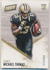 MICHAEL THOMAS #72 2016 Panini Day RC 676/699 SAINTS